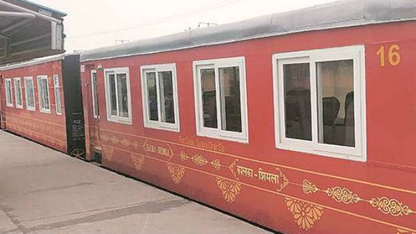 Christmas Gift:Lavish Him Darshan express to be launched on December 25th
