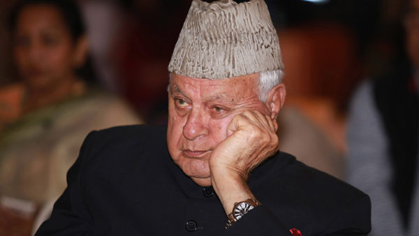 Farooq Abdullah to be in PSA detention for 3 more months