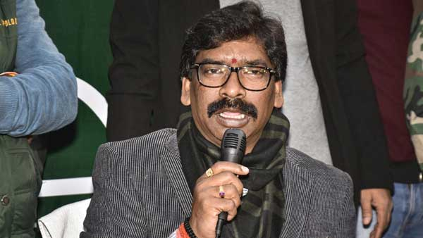 Hemant Soren stakes claim to form govt in Jharkhand, will take oath on Dec 29