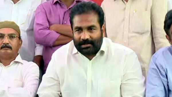 YCP MLA Kotamreddy key comments on BJP and TDP..