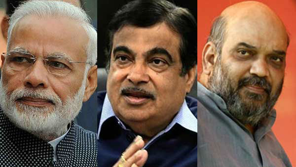 Chidambaram filed false cases against me, Modi & Amit Shah: Gadkari.