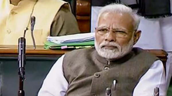 Citizenship Bill: సువర్ణాక్షరాలతో లిఖించాలి.. పాకిస్థాన్ భాషలో ప్రతిపక్షాలు: మోడీ కీలక వ్యాఖ్యలు