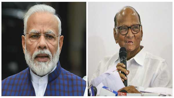 Modis offer to Pawar is a conspiracy, Shiv Sena fires at BJP