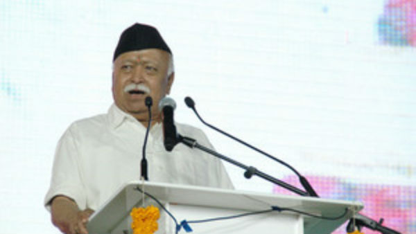 RSS seeks world success : Mohan Bhagwat