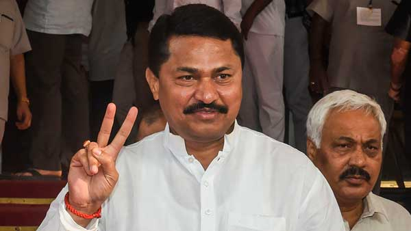 Cong Nana Patole elected as Maharashtra Assembly Speaker