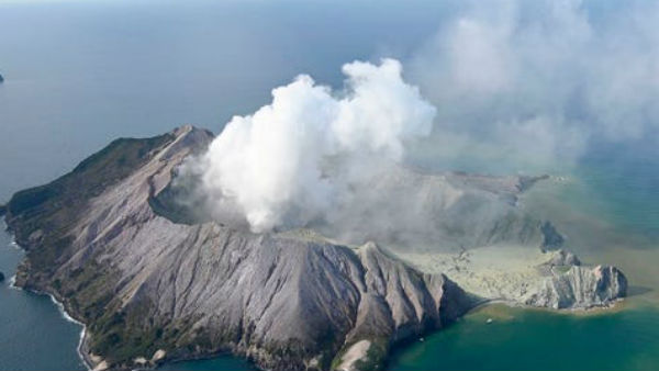 Newzealand White island Volcano may erupt any time once again