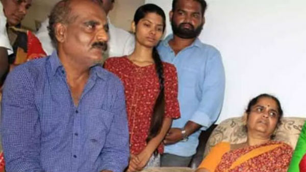 Disha case encounter: NHRC team inquiries Dishas father and sister