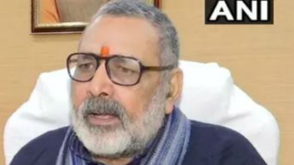 rahul gandhi asaduddin owaisi want to divide india start civil war alleged by union minister giriraj singh