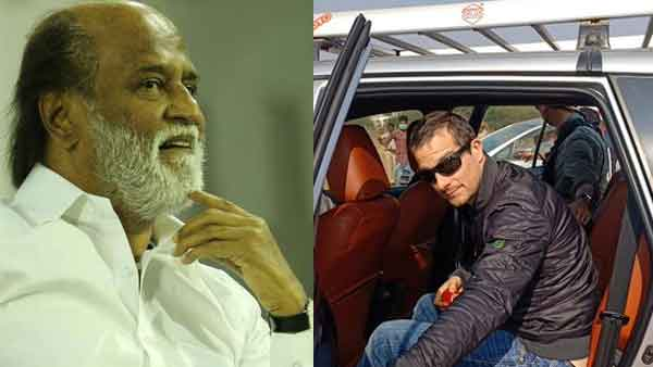 Rajinikanth Injured While Shooting For Bear Gryll S Man Vs Wild