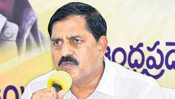 Viveka case .. Adinarayana Reddy says that the house thief is not caught