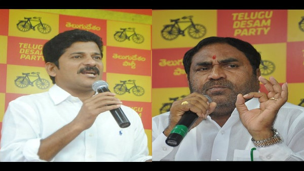errabelli dayakar rao takes on revanth reddy over municipal elections