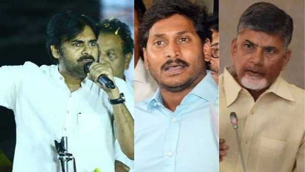 TDP chief CBN expecting BJP..janasena alliance may create problems for CM Jagan