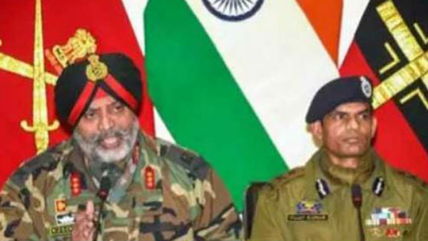 J&K: Three terrorists, including JeM commander Qari Yasir, shot down in Tral