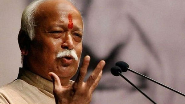 RSS chief Mohan Bhagwat calls for law for population control
