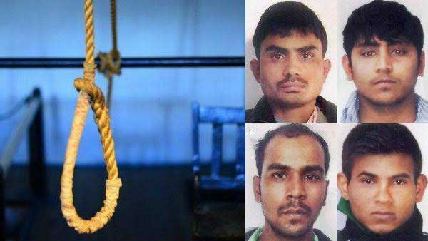 Nirbhaya Convicts Hanging Wont Take Place On January 22 Delhi Government Tells High Court