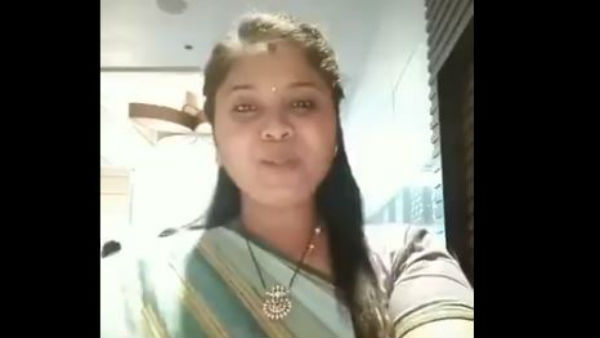 Deputy Chief Minister of AP Pushpa Srivani made Tik Tok video on Chief Minister YS Jagan