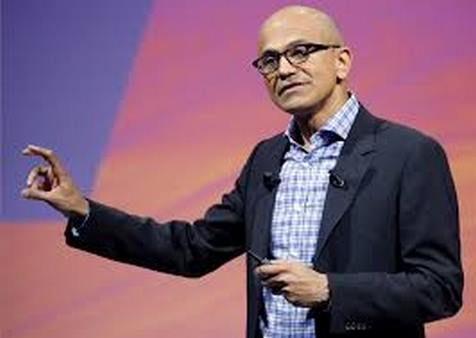microsoft ceo Satya Nadella calls caa bad and sad..