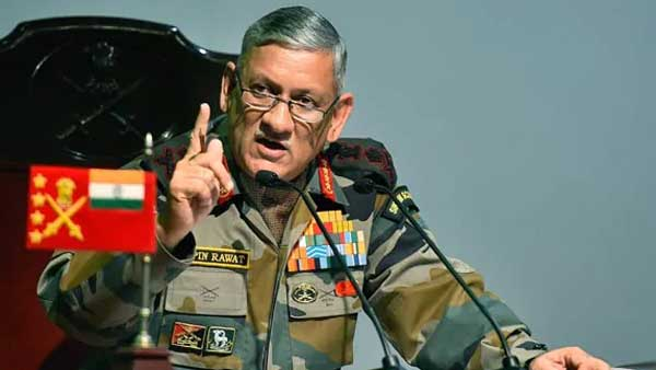 We need to act like US after 9/11 attacks on terror: CDS General Bipin Rawat