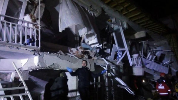 18 Dead As Earthquake Of Magnitude 6 8 Hits Turkey