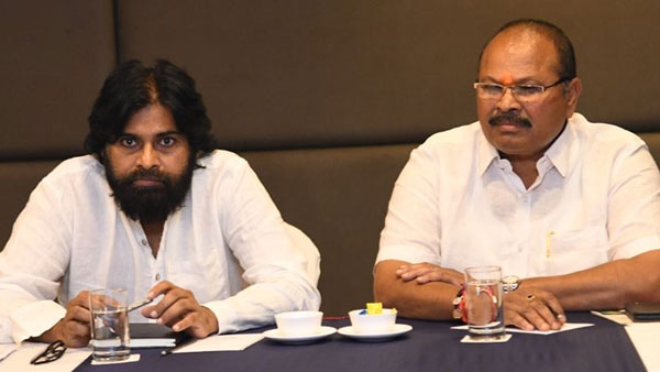 Bjp And Janasena Will Compete Together In Local Polls