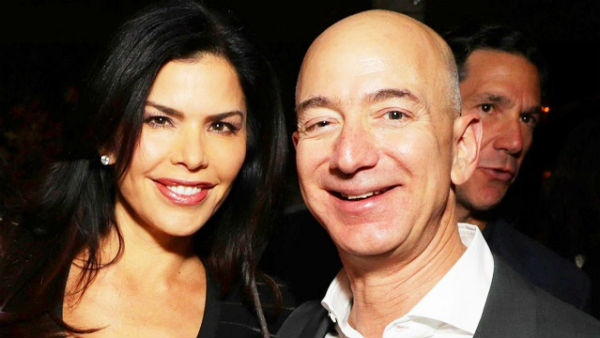 Jeff Bezos Row Girlfriend Gives Intimate Chats To Brother Who Leaked To Newspaper