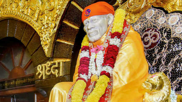 Sai Birthplace Row Shirdi Bandh Continues But Temple Will Open For The Devotees Saibaba Sansthan
