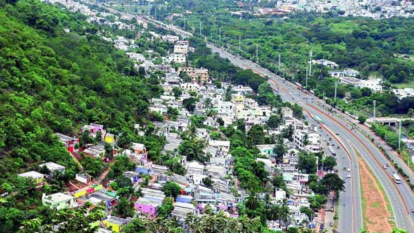 Everything Is Ready For Land Pooling In Vizag For Urban Housing