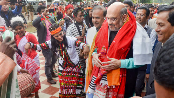 China opposes Amit Shah from entering into Arunachal Pradesh,Says its part of South Tibet