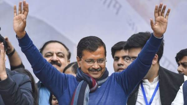 Arvind Kejriwal all set to take oath as Delhi CM tommorow, Police issue traffic advisory