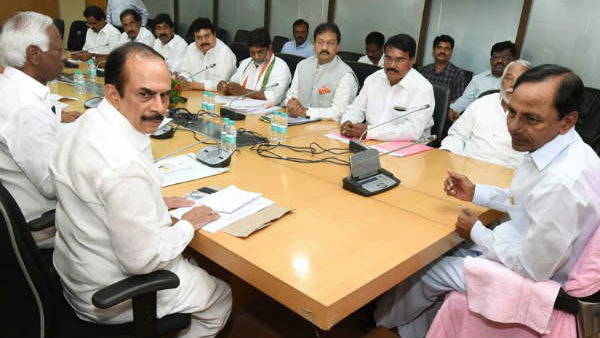Telangana CM KCR to hold cabinet meeting