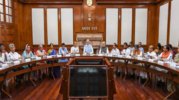 Cabinet approves order for adaptation of Central laws under concurrent list in Jammu kashmir