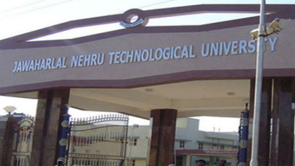 JNTU plans for six new courses in BTECH from 2020-21 Academic year