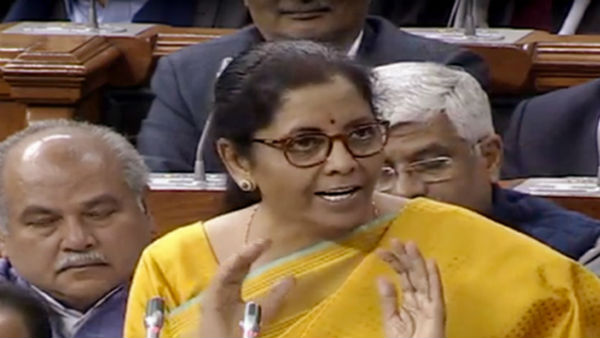 No intention to tax global income of NRIs in India, says Sitharaman