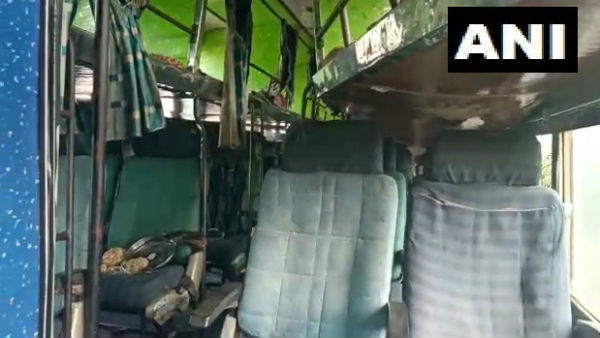 8 Killed As Bus Comes In Contact With 11KV Wire In Odisha