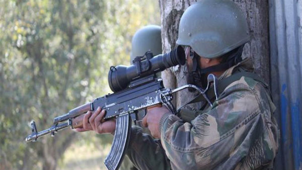 Three militants killed in encounter with security forces in Tral sector of Pulwama