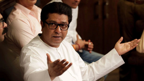 Stones to be Answered with Stones: Raj Thackeray warns anti caa protesters