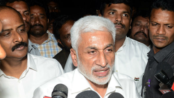 YSRCP MP Vijayasai Reddy alleged on TDP leaders as 10 Lakhs Crores corruption