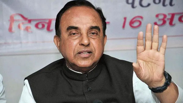 we need to re open the gandhijis murder case says subramanian swamy