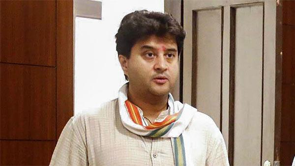 Jyotiraditya Scindia: కేంద్రమంత్రి వయా రాజ్యసభ, ఎంపీలో బీజేపీకి లైన్క్లియర్! కాంగ్రెస్లో మరో కలవరం