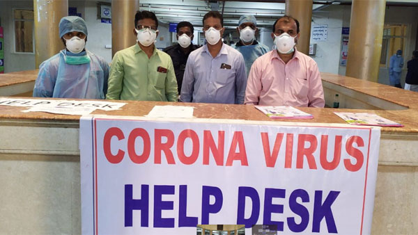 telangana government might shift coronavirus cases from gandhi hospital to anantagiri