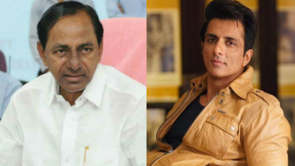 actor sonu sood praises telangana cm kcr for his assurance to migrant workers