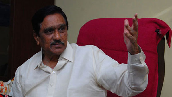 dont know ke prabhakar resignation to tdp: ke krishnamurthy