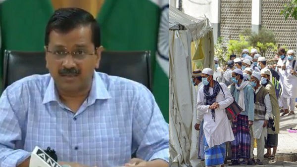 బాధ్యతారాహిత్యంతో 441మందికి కరోనా లక్షణాలు: 'మర్కజ్'పై అరవింద్ కేజ్రీవాల్