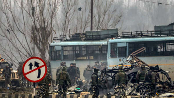 Pulwama attack case: NIA arrests a man and his daughter from Lethpora