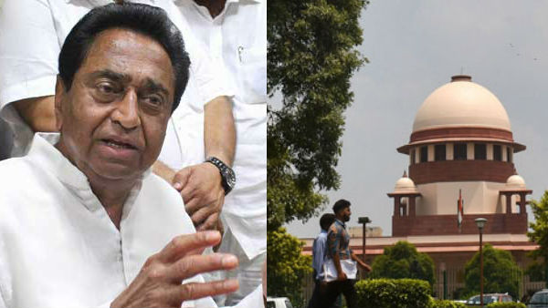 MP crisis: Kamal Nath Must Face Floor Test By 5 PM Tomorrow, says Supreme Court.
