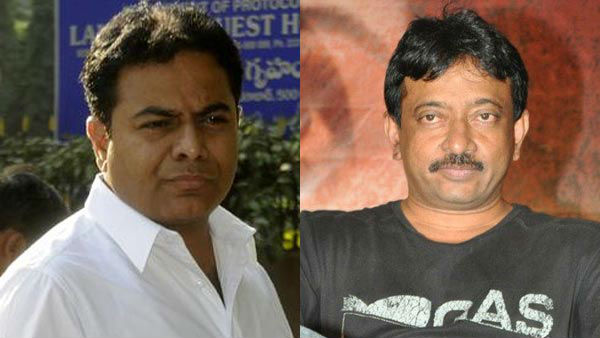 ktr satirical punch on ramgopal varma request over liquor home delivery