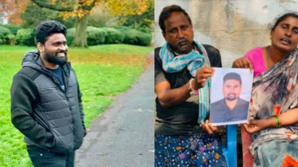 Warangal youth died of heart attack in London