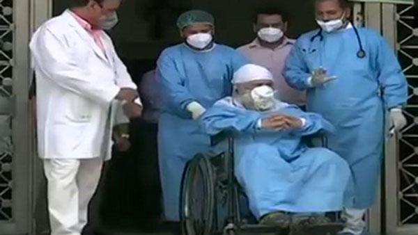 82-year-old COVID 19 patient at Delhis Lok Nayak Jai Prakash Narayan hospital recovered