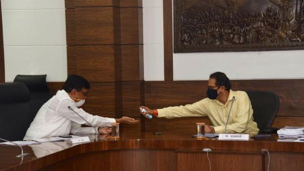 కరోనా: మహారాష్ట్ర సీఎం సిబ్బంది క్వారంటైన్, 170 మంది నిర్భందం, ఏం జరిగిందంటే..?