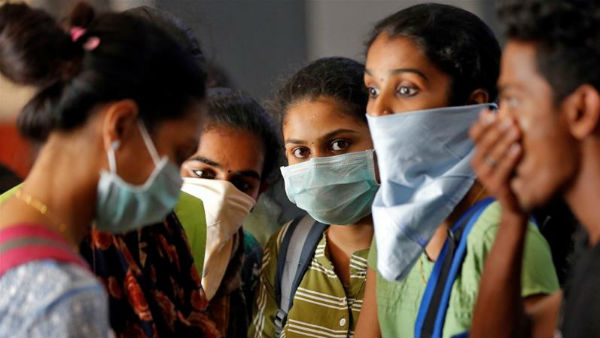 due increases in coronavirus cases shopping timings limited further in nellore and vizag